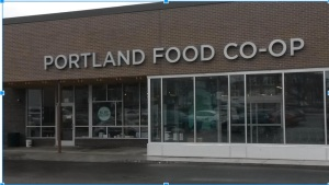 Portland Food Co-op Outside